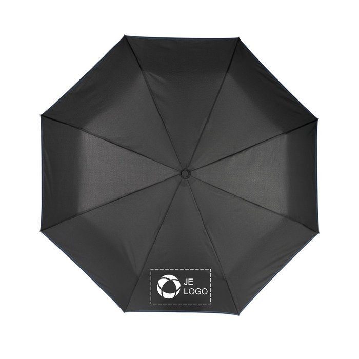 Avenue™ Stark-mini opvouwbare paraplu die automatisch opent en sluit
