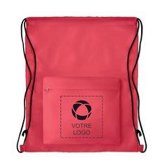 Grand sac avec cordon de serrage PocketShopp