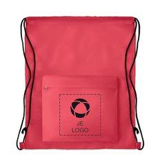 Pocket Shopp grote tas met sluitkoord
