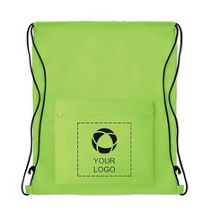 Pocket Shopp Large Drawstring Bag