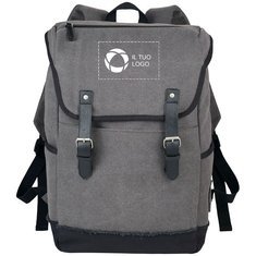 "Zaino per portatile Field & Co.™ Hudson 15.6"""