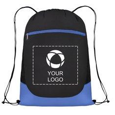 Libra Drawstring Cinch Backpack