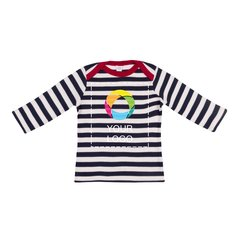 Mantis™ Baby Stripy Long Sleeve T
