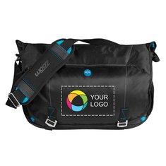 "Avenue™ Checkpoint friendly 17"" laptop messenger bag"