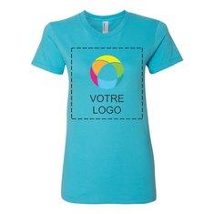 T-shirt pour femme en jersey fin American ApparelMD