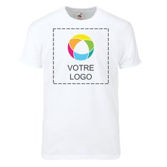 T-shirt homme Super Premium Fruit of the Loom®