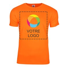 T-shirt pour homme Sofspun Fruit of the Loom®