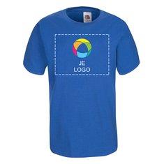 Fruit of the Loom® Sofspun T-shirt voor kinderen
