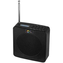 Avenue™ DAB wekkerradio met full-colour drukwerk