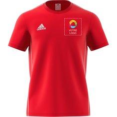 T-shirt homme «Core 18» d'Adidas®.