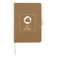 Bullet™ Espresso mellemstor kartonnotesbog