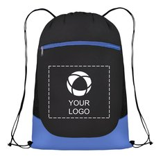 Libra Drawstring Cinch Backpack