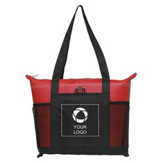 Multi Pocket Mesh Orion Tote Bag