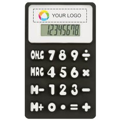 Splitz Flexible Calculator Full Colour Print