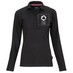 Slazenger™ Point Long Sleeve Ladies Polo
