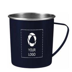Bullet Atlas Metal 16oz Camping Mug