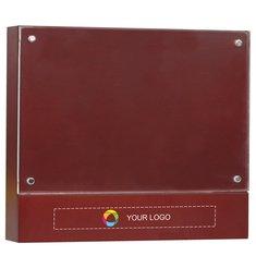 4-inch x 6-Inch Brown Acrylic Frame