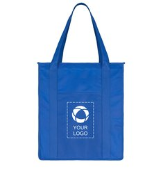 Non-Woven Insulated Hercules Grocery Tote Bag