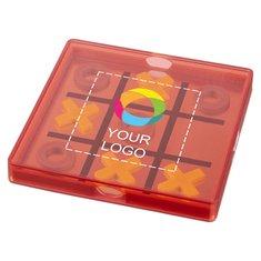 Juego de tres en raya magnético con estampado a todo color Winnit de Bullet™