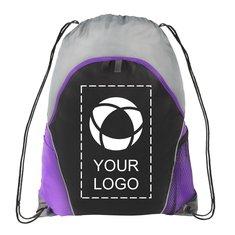 Marathon Drawstring Cinch Backpack