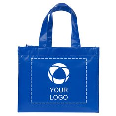 Rumba Laminated Shopper Tote Bag