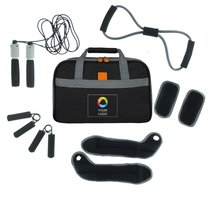 Bullet™ 9 Piece Fitness Kit