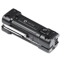 Multiverktyget 16-i-1 från STAC™ med ficklampa och laserpekare