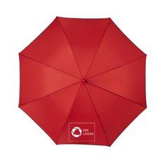 Avenue™ Kaia 23 tum stort automatiskt uppfällbart, vindtätt och färgglatt paraply
