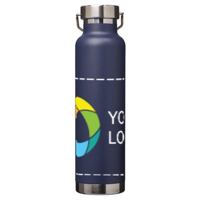Avenue™ Thor Copper Vacuum Insulated 650 ml Bottle