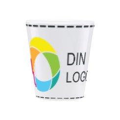 Duraglaze® lattemugg med fyrfärgstryck
