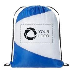 Pennant Drawstring Cinch Backpack