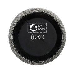 Avenue™ Fiber Bluetooth®-højttaler med trådløs opladning