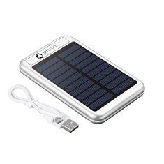 Avenue™ PB-4000 mAh Bask solenergidrevet ekstern minioplader