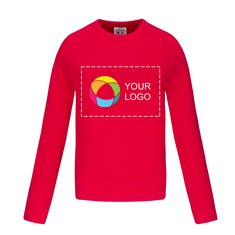 CottoVer® GOTS Crew Neck Kid's Jumper