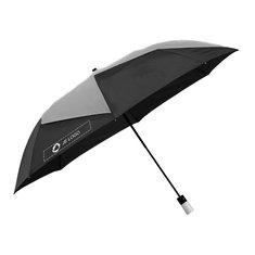 Marksman™ Pinwheel 2-delige automatische paraplu met split