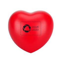 Bullet™ hjärtformad stressboll