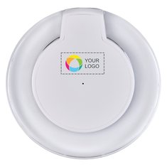 Avenue™ Meteor Qi® Wireless Charging Pad Full Colour Print