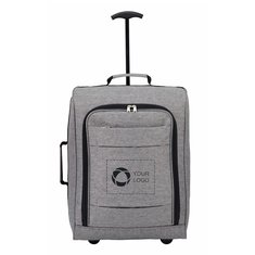 "Graphite 20"" Upright Luggage"