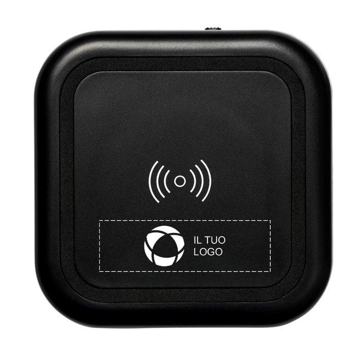 Altoparlante Bluetooth® con base di ricarica wireless Coast Avenue™