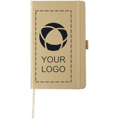 JournalBooks™ A5 Size Metal Colour Notebook