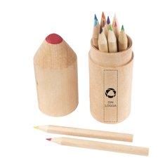 Set med tolv färgpennor
