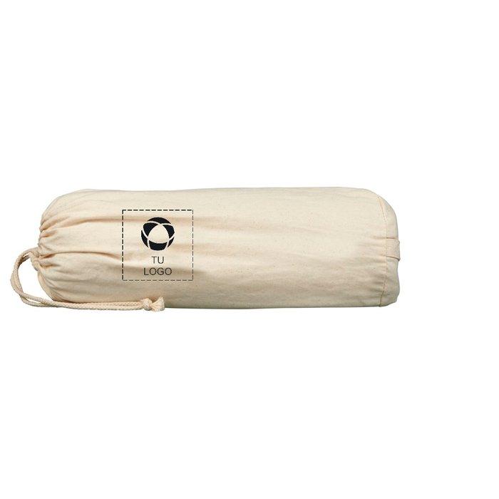 Manta de microforro polar afelpado con funda de algodón Aira de Avenue™