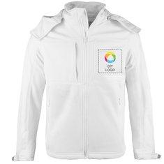 B&C™ softshell-jakke til mænd
