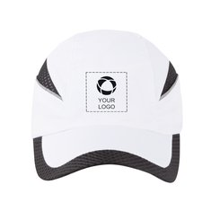 Slazenger™ Qualifier Single Colour Print Mesh Cap