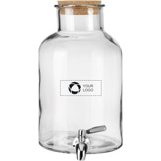 Jamie Oliver™ Luton drankdispenserset van 5 liter
