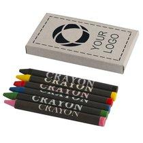 Bullet™ 6-Piece Crayon Set