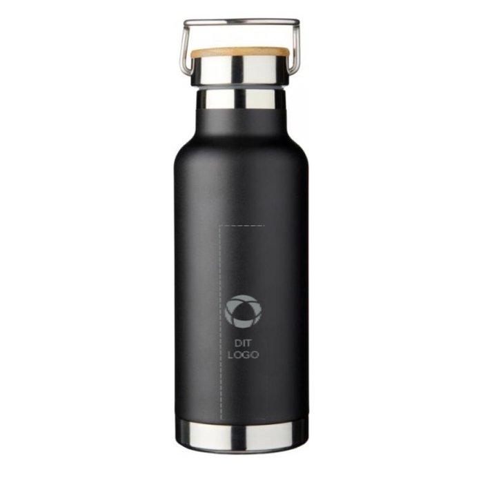 Avenue™ Thor kobber-vakuumisoleret sportsflaske på 480 ml