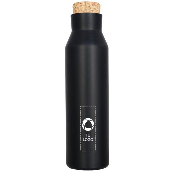 Botella térmica con tapón de corcho y aislamiento de cobre al vacío Norse de Avenue™