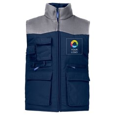 Projob Contrasted Shoulders Padded Vest