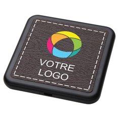 Station de charge sans fil Solstice d'Avenue™ imprimée en couleur